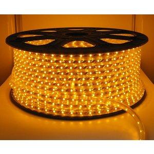 100 Meter Hochspannungs-LED-Streifen-Gelb