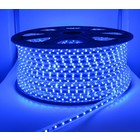 100 Meter High Voltage LED strip Blauw