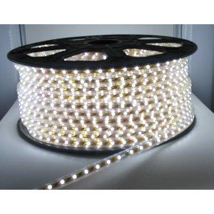 100 Meter High Voltage LED strip Helder Wit