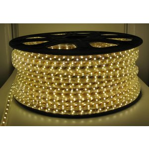 100 Meter Hochspannungs-LED Strip Warmweiß