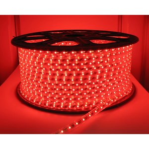 100 Meter Hochspannungs-LED-Streifen-Rot