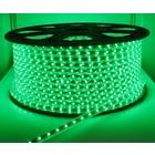 100 Meter High Voltage LED strip Groen