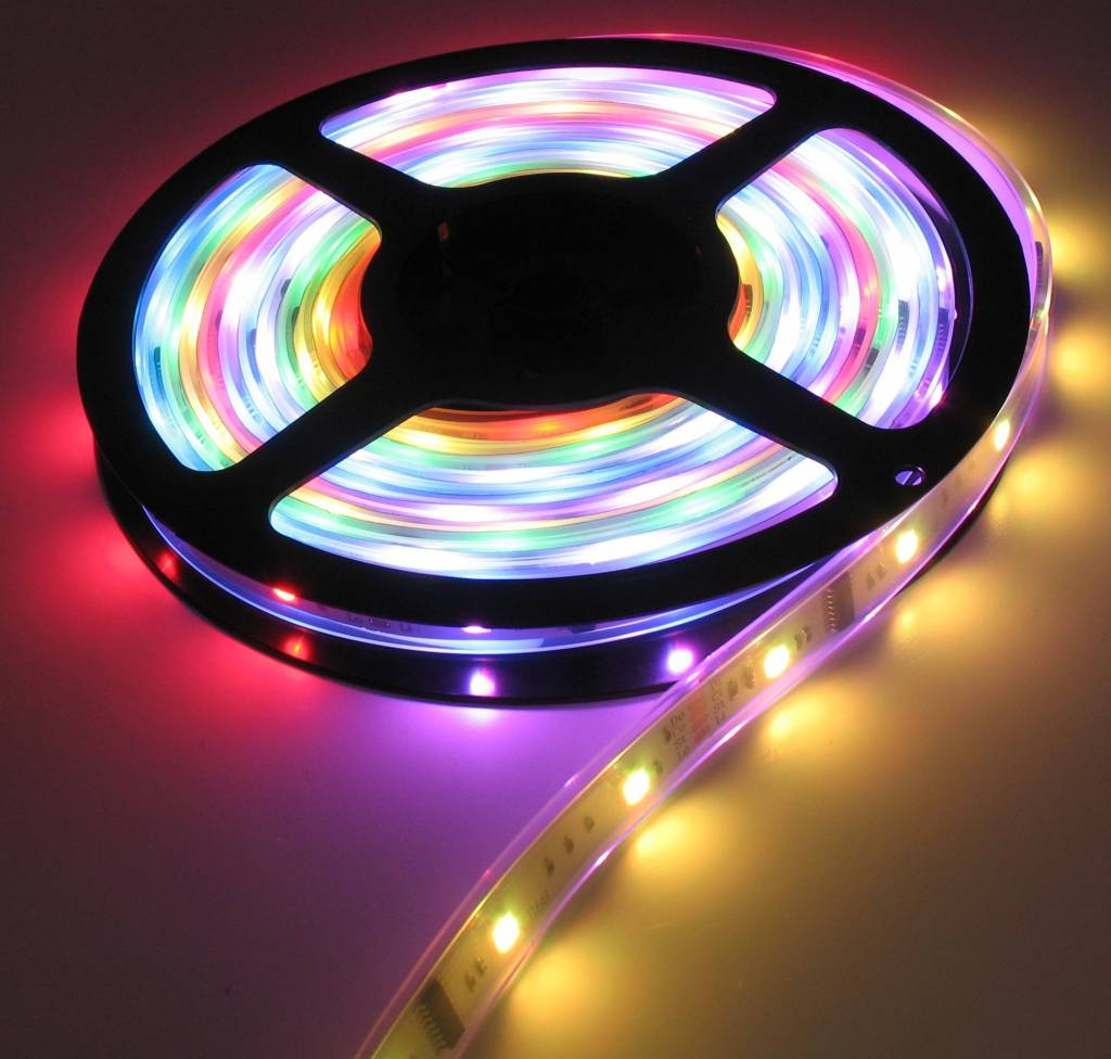 digital rgb led strip dream groothandel xl. Black Bedroom Furniture Sets. Home Design Ideas
