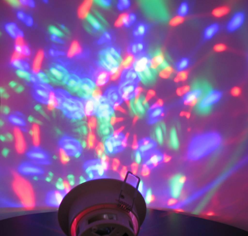 rgb led downlight multi color allumage de la lampe 3 watt. Black Bedroom Furniture Sets. Home Design Ideas