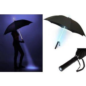 LED Paraplu met extra Licht - Groothandel-XL