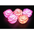 LED Decoratie Roosje