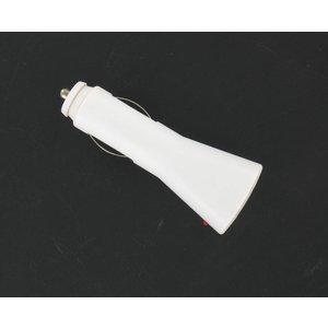 Weiß Universal USB KFZ-Ladegerät 5V 1A