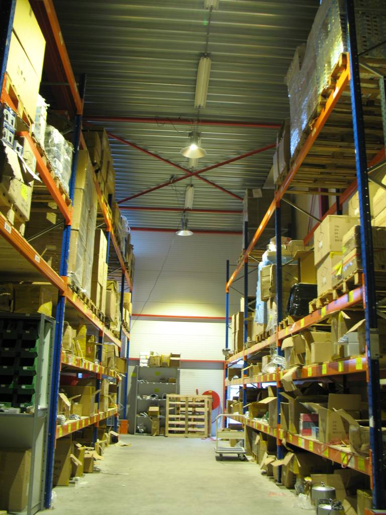 50W LED Light Warehouse blanc chaud
