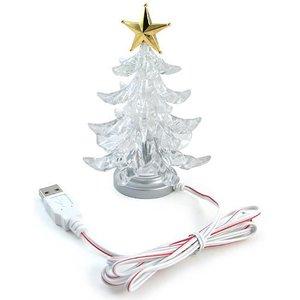 USB Weihnachtsbaum mit RGB 7 Farben