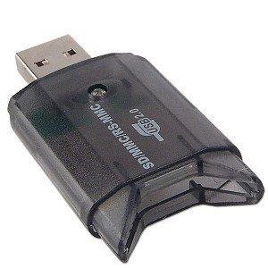 Dolphix USB 2.0 SDHC Card Reader