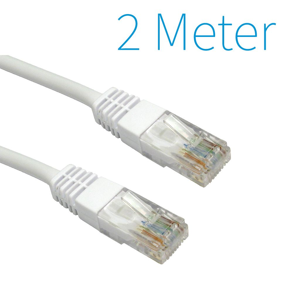 UTP CAT5e câble 2 mètres