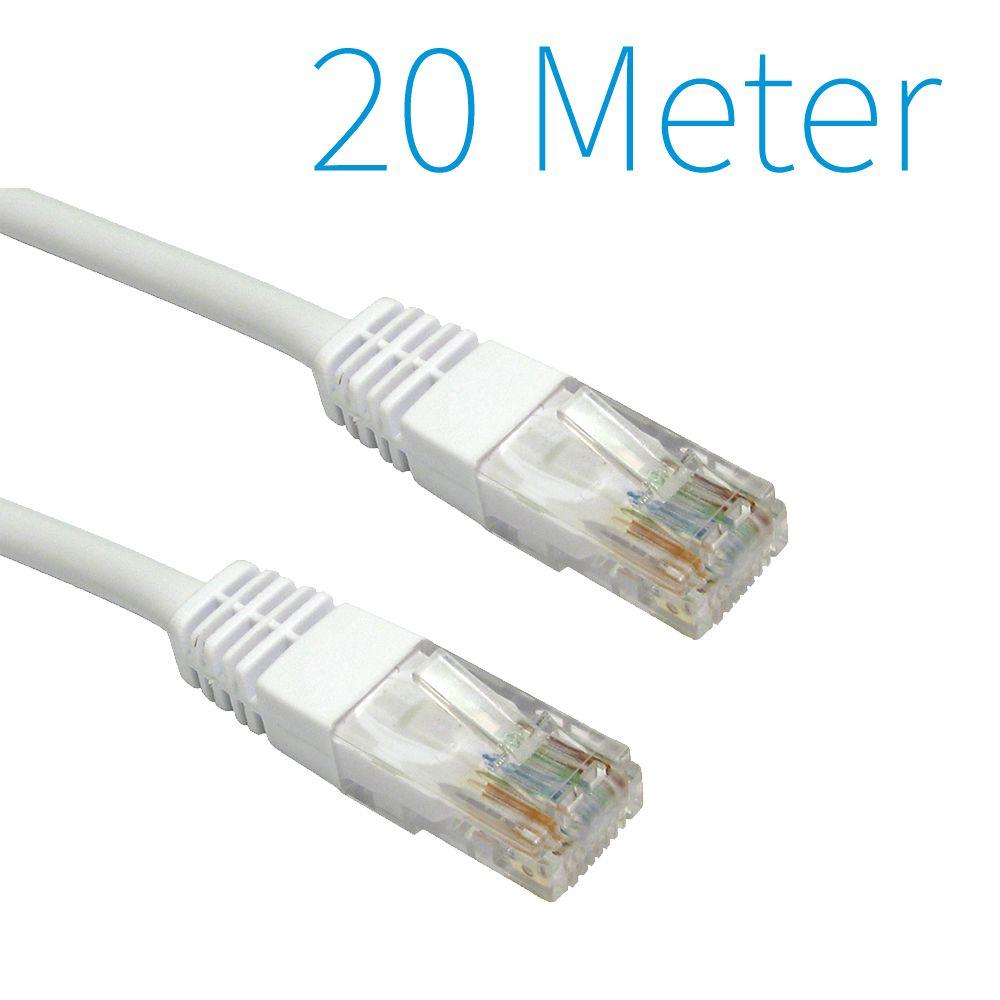 UTP CAT5e 20 Meter Kabel - Groothandel-XL