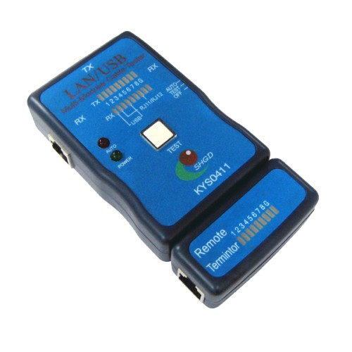 Usb Cable Tester : Utp and usb cable tester groothandel xl