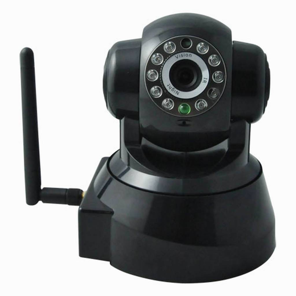 Wifi and RJ45 IP Camera