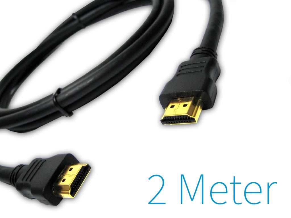 HDMI-auf-HDMI-Kabel 2 Meter