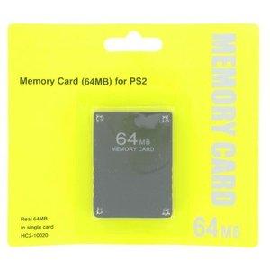 64 MB Speicherkarte für Playstation 2