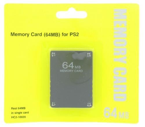 64MB Speicherkarte für Playstation 2