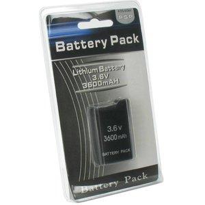 Accu Batterij 3600 mAh voor PSP
