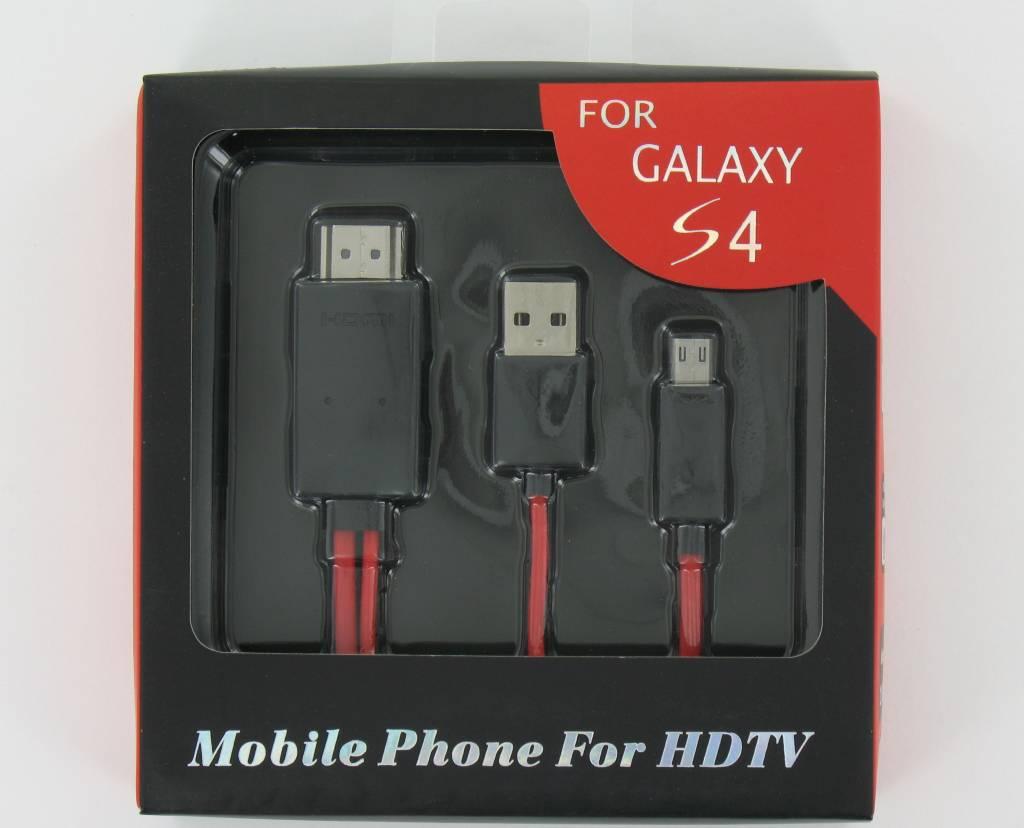Micro USB MHL vers HDMI câble adaptateur US Inclus