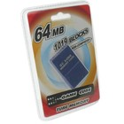 Geheugenkaart 64 MB voor GameCube