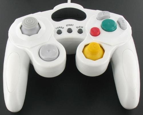 Wired Controller pour GameCube et Wii