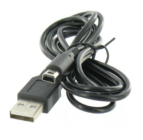 Chargeur USB pour DSi / 3DS / DSi XL / 3DS XL / 2D