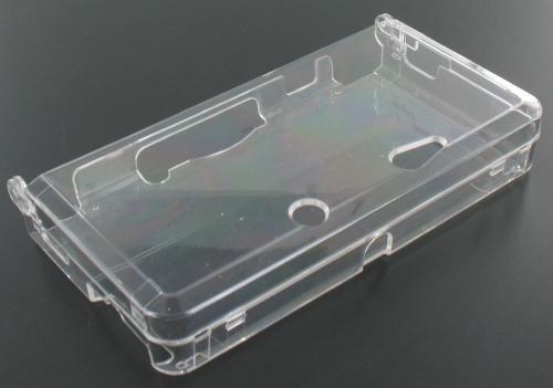 Cristal Boîtier de protection pour 3DS