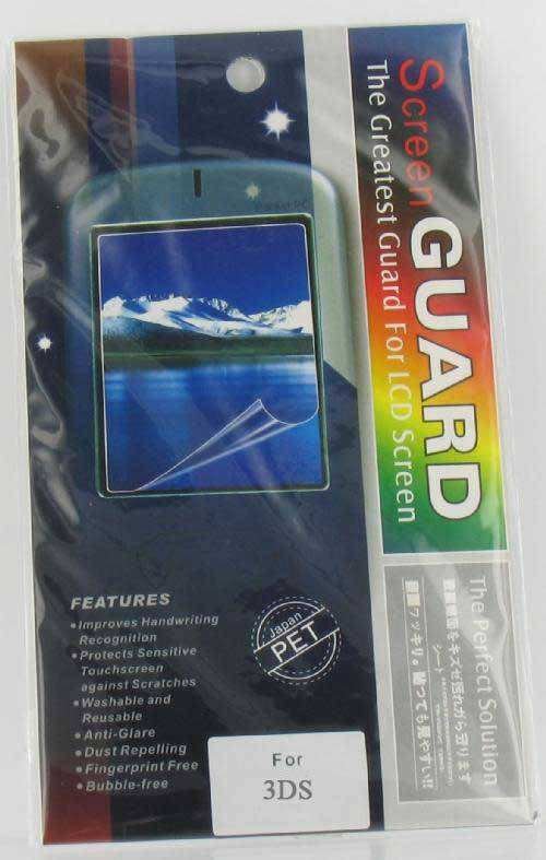 Écran Film Protecteur pour 3DS