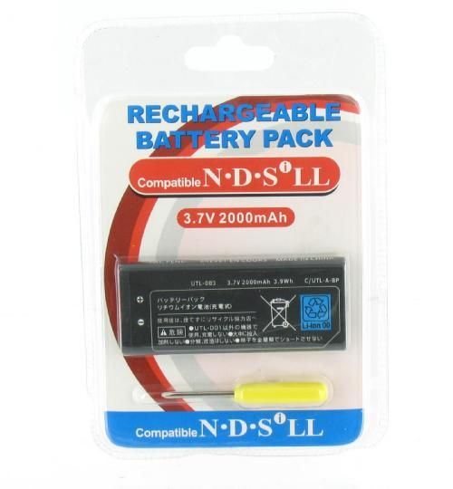 Battery Battery<br>for DSi XL