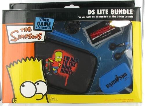 Die Simpsons Zubehör Set für DS Lite