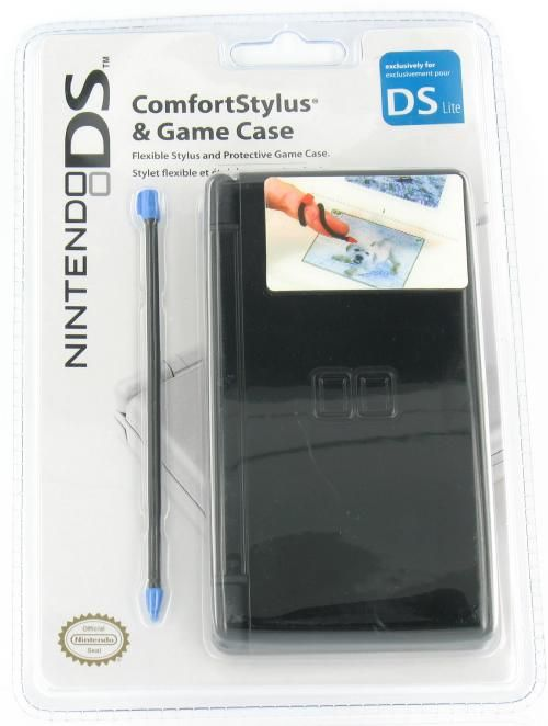Comfort Stylus<br> &amp; Game Case DS<br>Lite