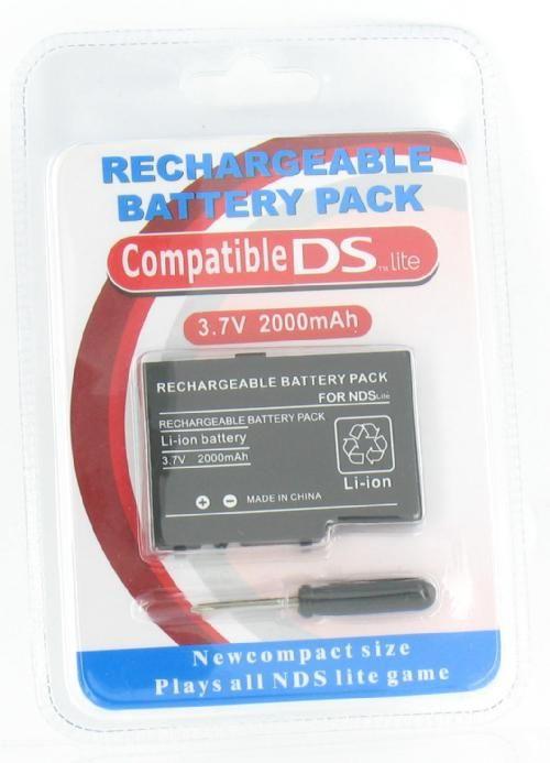 Battery Battery<br>for DSlite
