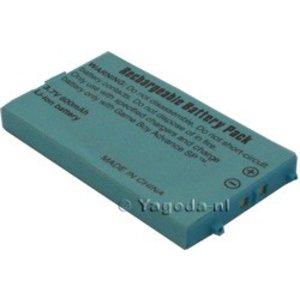 Accu batterij voor Gameboy Advance SP