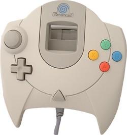 manette de jeu pour Sega Dreamcast