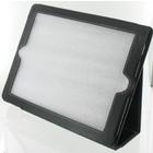 Lederen case geschikt voor iPad 2 en iPad 3