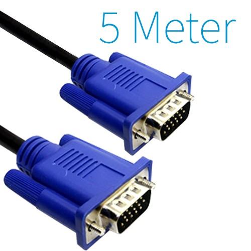 VGA-Monitor-Kabel 5 Meter