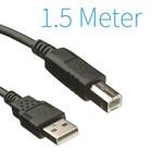 USB 2.0 A - B - Druckerkabel 1,5 Meter