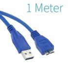 USB 3.0 A - Micro-B-Kabel 1 Meter
