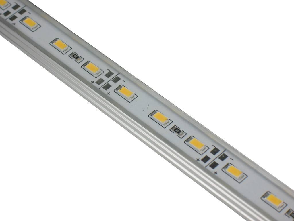 IP68 Warmweiß SMD5730 LED-Streifen Profil + 12V
