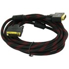 DVI Single Link 24 + 1 câble 5 Meter