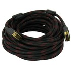 DVI-D Dual Link 24 + 1-Kabel 15 Meter