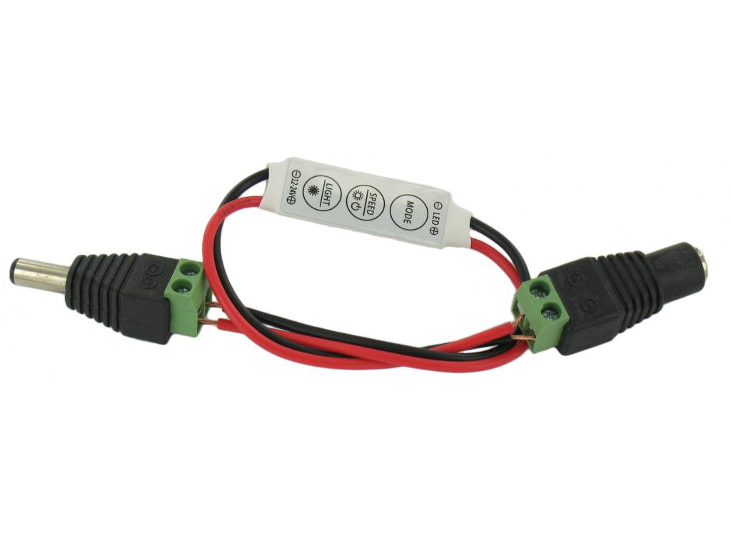 Led Mini Controller For 12 Volt And 24 Groothandel Xl Home Wiring