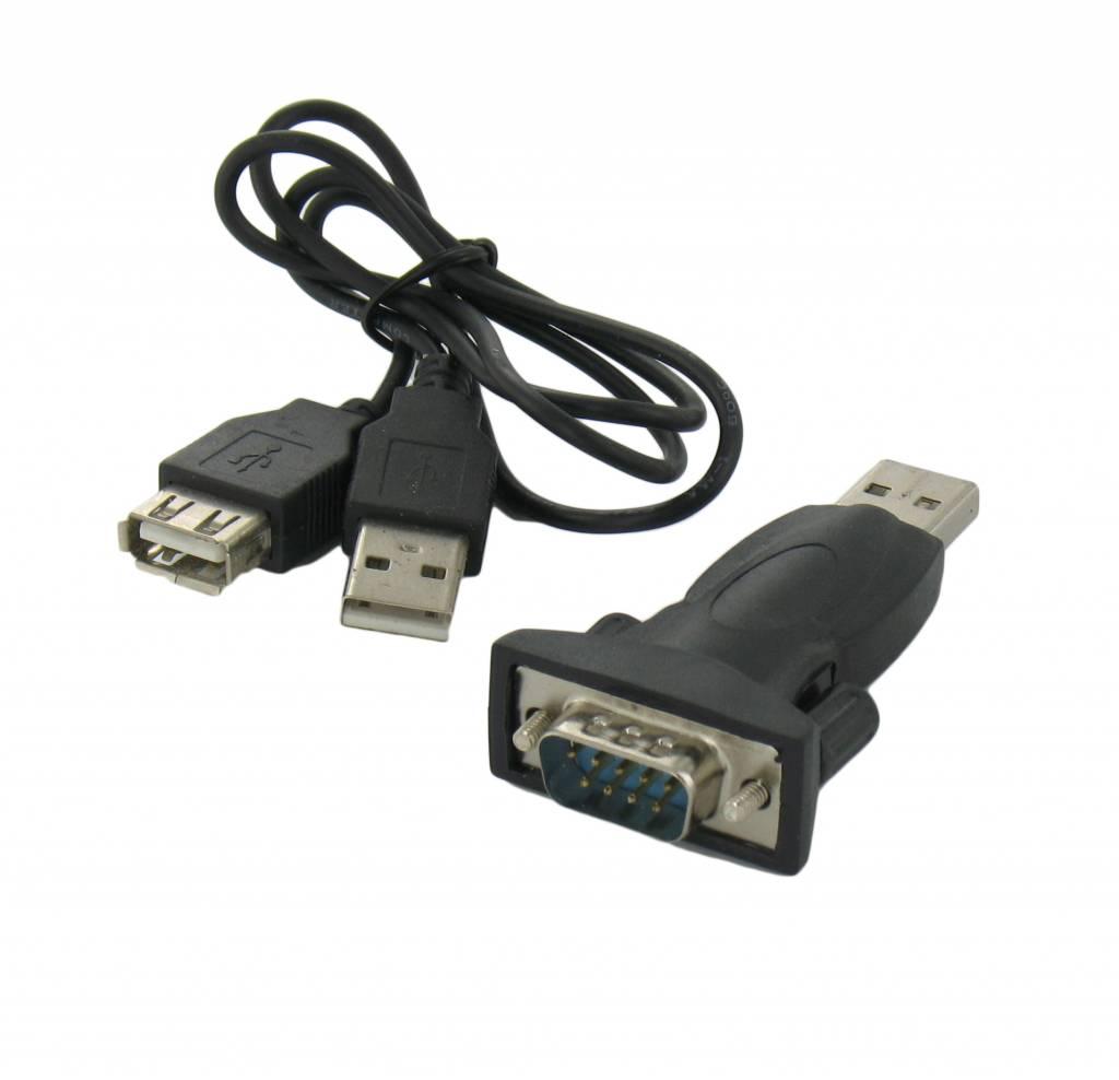 USB 2.0 aux ports série RS-232 adaptateur Win8.1