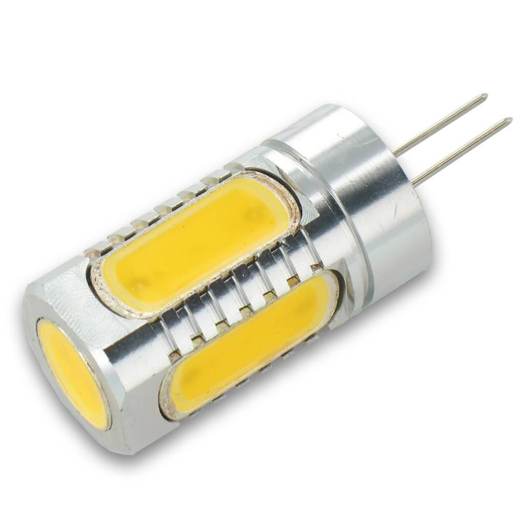 LED Lampe G4 12V 5,7 Watt Warmweiß - Groothandel-XL