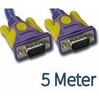 Dolphix SVGA Monitor kabel 5 meter