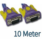 Dolphix SVGA Monitor kabel 10 meter
