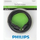 Philips SVGA Video Kabel 5 meter Male-Male