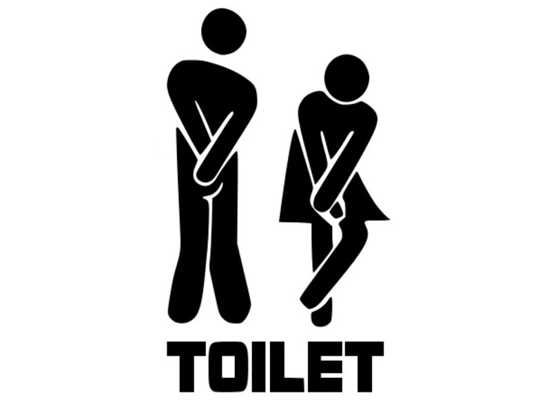 toiletsticker hoge nood