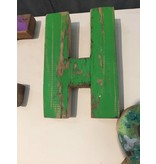 oneworldinteriors Letters sloophout