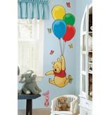 Disney Winnie de Pooh ballon muursticker